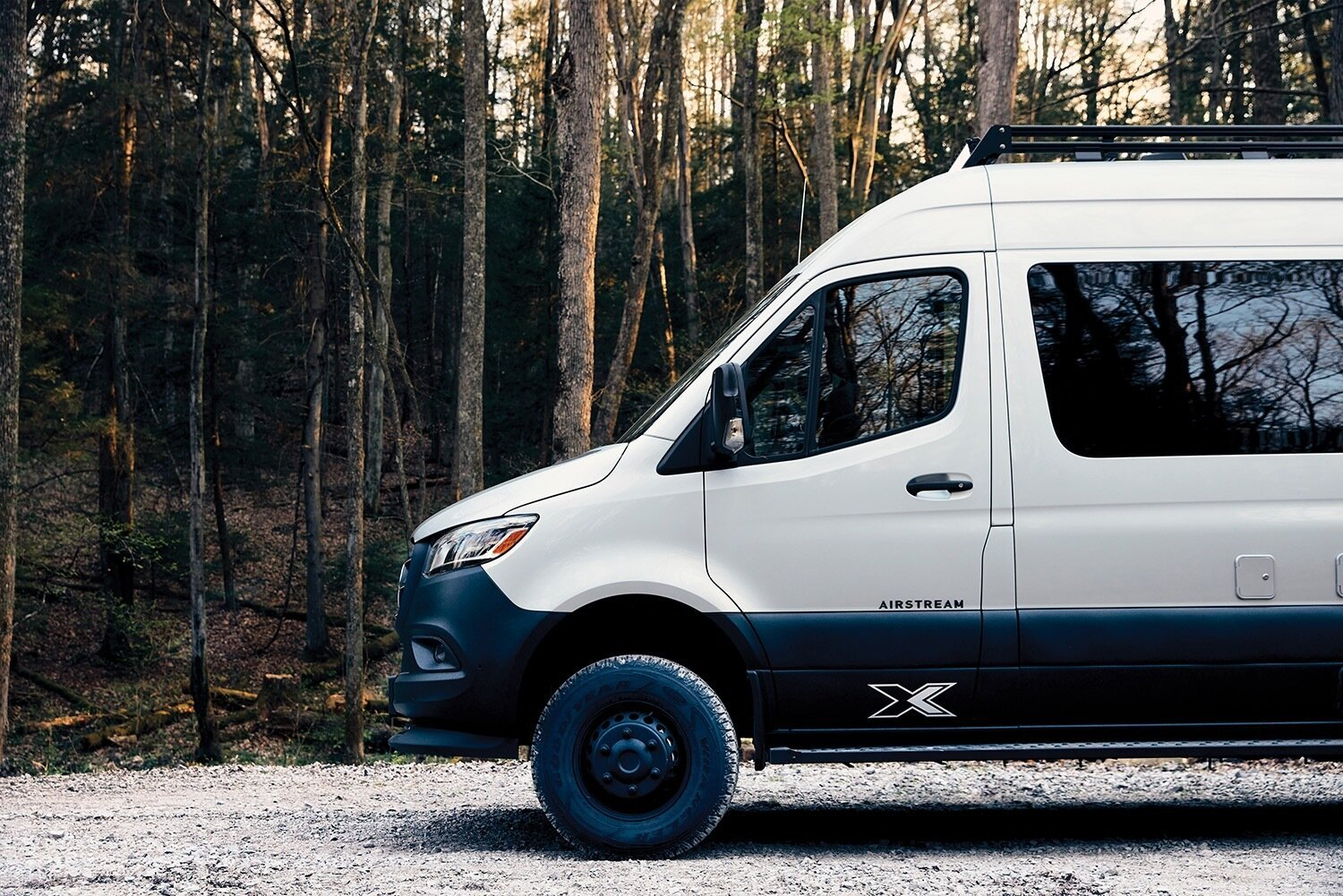 Airstream's First-Ever Adventure Van Is Ideal for Your Off-Grid Escapades