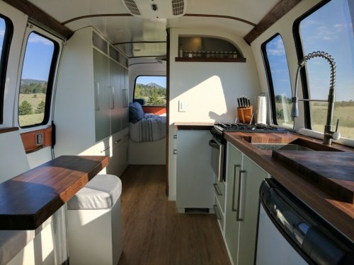Photo 3 of 13 in Two Carpenters Turn a 1976 GMC Motorhome Into a…