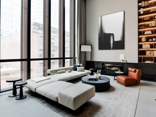 This Generational Italian Brand is Known for Unique and Timeless Sofa Design