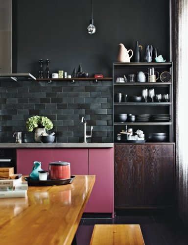 How to Design With the Color Pink in Your Home