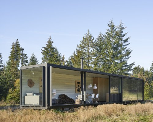CONTAINER HOMES cover image