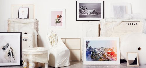 Shop the 12 Best Places For Affordable Art You'll Actually Want to Hang