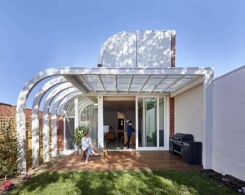 Deco House by Mihaly Slocombe