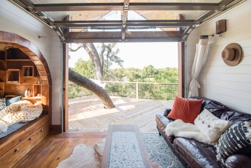 9 Tree Houses You Can Rent on Airbnb
