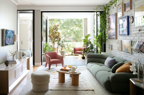 My House: Australian Stylist Jono Fleming Curates an Ever-Changing, Art-Filled Home