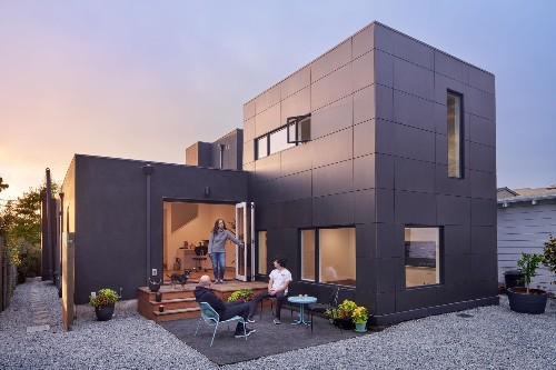 West Berkeley Residence by Sidell Pakravan Architects