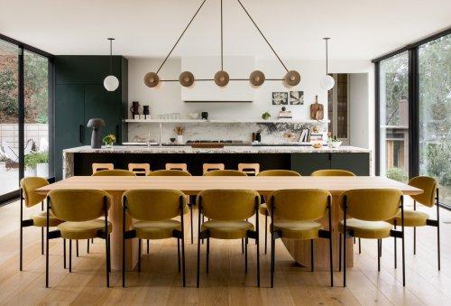 Crosby Pine Needles by Nakhshab Development & Design and Studio Michael Hilal