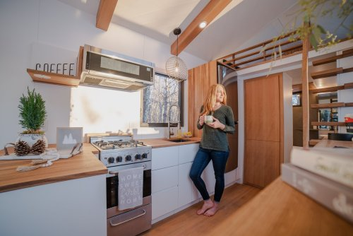 Fritz Tiny Home by Heather and Kevin Fritz