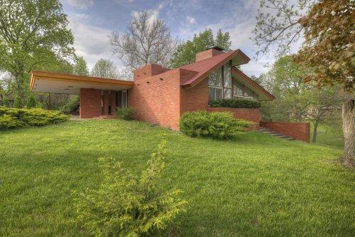 Carroll Alsop House by Frank Lloyd Wright
