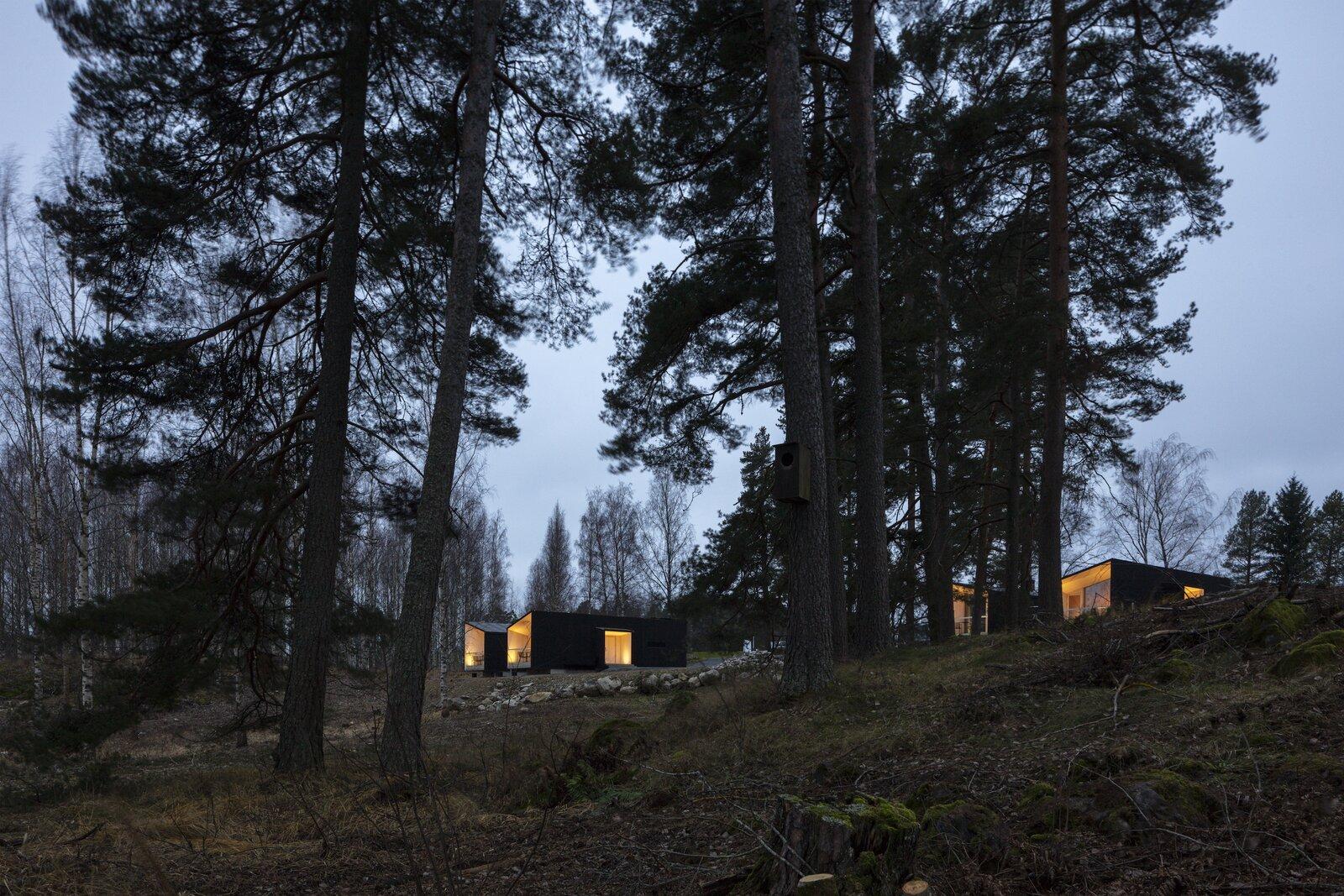 Uni Villas by Studio Puisto Architects