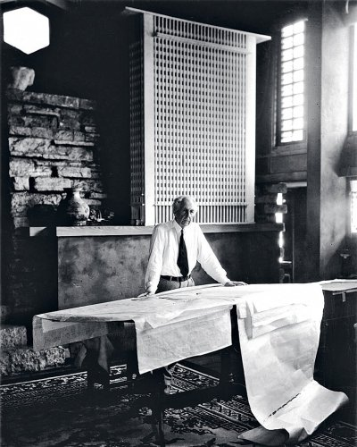 An Interview With Frank Lloyd Wright's Photographer Pedro E. Guerrero