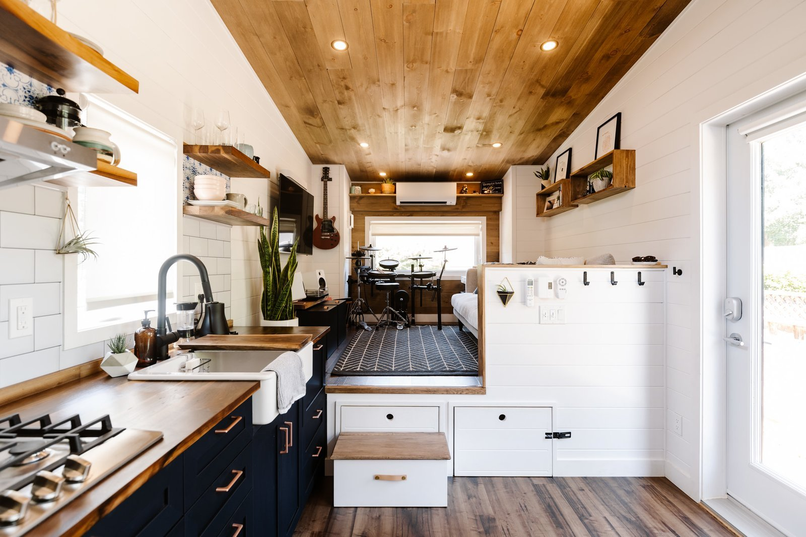 Here's What They Don't Tell You About Living in a Tiny House