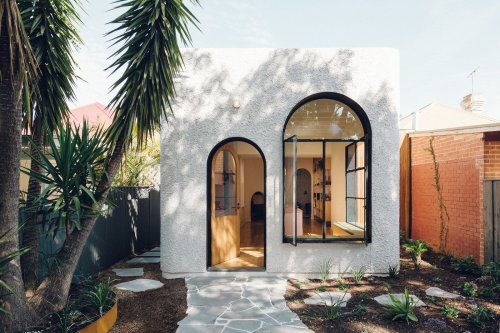 These 20 Homes With Arched Doorways Are Way Ahead of the Curve