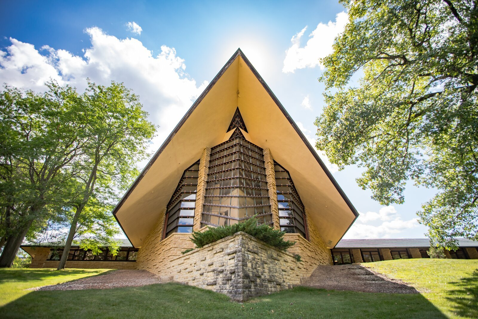 The Frank Lloyd Wright Road Trip That Midcentury-Modern Lovers Need to Take