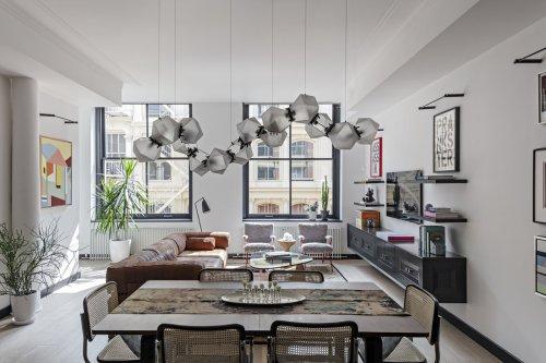 Fichera Residence by Gramercy Design