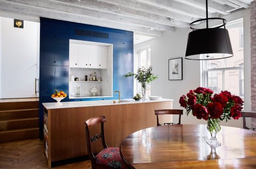 Before & After: Townhouse Renovation in Cobble Hill by McBride Architects