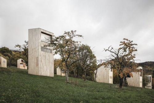 Breitenbach Landscape Hotel by Reiulf Ramstad Arkitekter and ASP Architecture