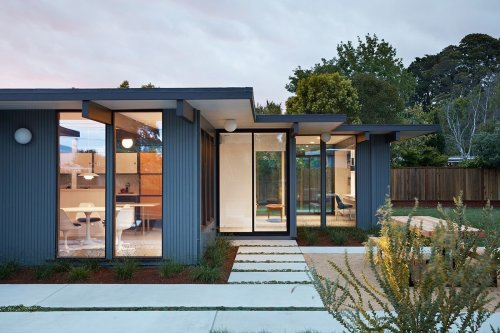 Eichler Homes That Epitomize Midcentury California Cool