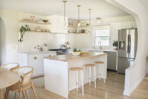 Budget Breakdown: Kitchen Renovation by Britdotdesign for $16.7K
