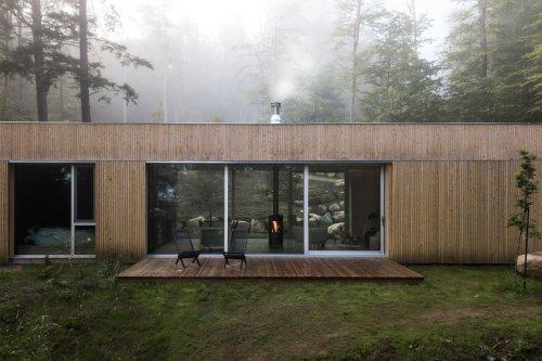 Hinterhouse by Ménard Dworkind Architecture & Design