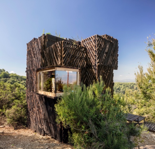 The Voxel by Institute for Advanced Architecture of Catalonia