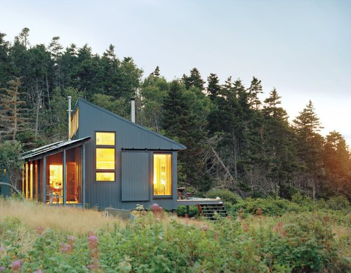 Articles about 7 tiny cabins we love on Dwell.com