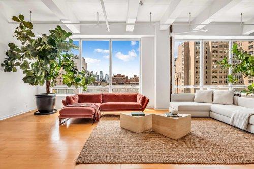 Susan Sarandon Lists Her Knockout Chelsea Duplex for $7.9M