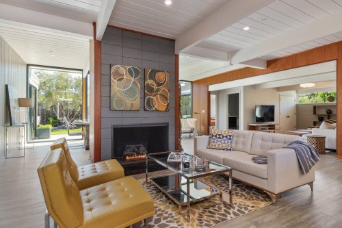 A Bay Area Renovation Reveals a (Practically) Brand New Eichler