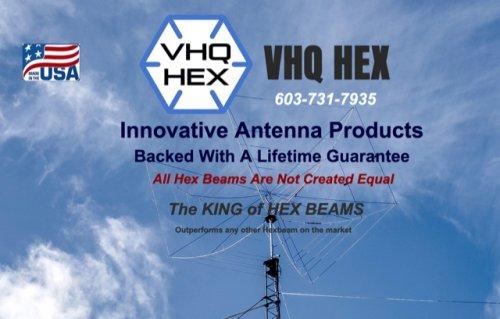 VHQ HEX BEAM Antennas