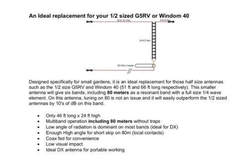 G7FEK antenna revisited