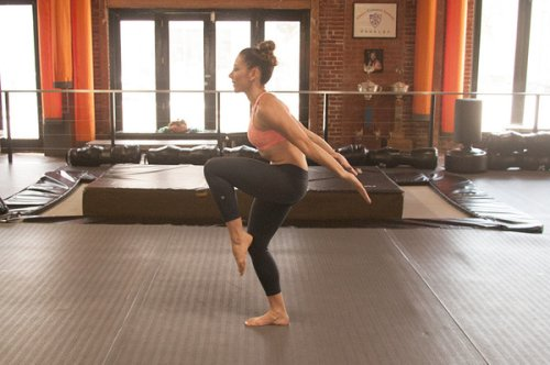 New workout to shape your core: SHIFT