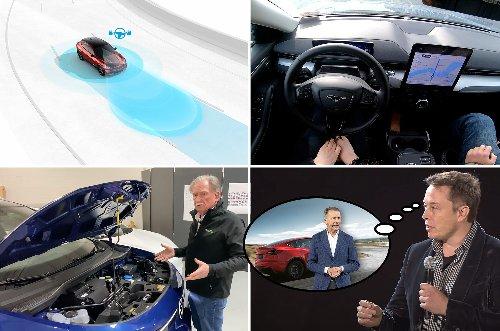 Donnerstag Kompakt: Sandy Munro nimmt sich den ID.4 vor, Tesla wollte Herbert Diess abwerben, Ford kündigt BlueCruise an, EnBW zusammen mit DEFAMA - e-engine - Alles rund um E-Mobilität