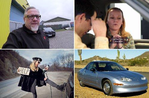 Montag Kompakt: Chelsea Sexton zum EV1, PHEVs und GM, Mängel beim Porsche Taycan, Streit ums Ladesäulennetz und Convenience - e-engine - Alles rund um E-Mobilität
