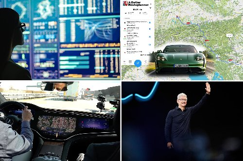 """Mittwoch Kompakt: EQS & Hyperscreen, Teslas 5. Kolonne, Tim Cook über Apple Car und Elon Musk, wenn Elektroautoskeptiker Stromer """"testen"""" - e-engine - Alles rund um E-Mobilität"""
