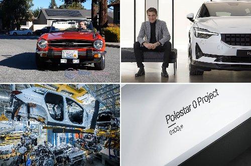 Donnerstag Kompakt: Triumph TR6E, SUV-PHEVS machen Sorgen, Daimlers Firmen- und Dividendenpolitik verstört, Polestas klimaneutraler Stromer für 2030, Automarkt im März - e-engine - Alles rund um E-Mobilität