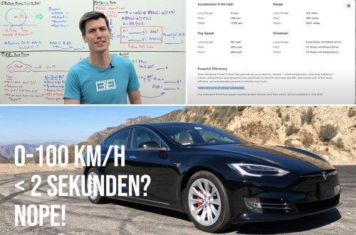 Dienstag Kompakt: Teslas Model S Plaid und die Beschleunigungs-Mär. Mercedes-Benz Concept EQT! Preisparität Verbrenner zu Stromer bereits 2026? R2-Einheit fährt Pizza aus.