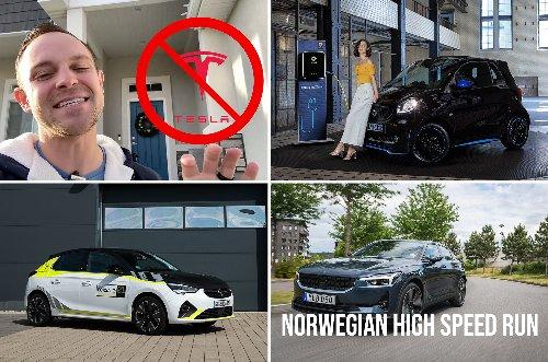 """Donnerstag Kompakt: Teslas sind nichts für """"Normalos"""", Polestar bekommt eine zweite Chance, KBA Sneak Preview, Opels Rally Design Kit - e-engine - Alles rund um E-Mobilität"""