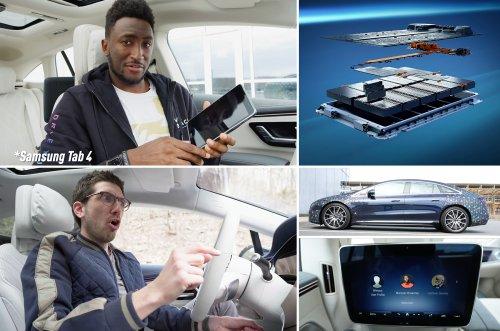 Mittwoch Kompakt: Die Innovations-Wucht des Mercedes EQS, Teslas Probleme mit Australien, Messerschmitt Kabinenroller wiederaufgelegt, Volvo und NIVIDIA