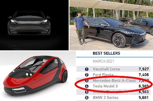 Dienstag Kompakt: BYD Han vs Tesla Model 3, TWIKE 5 beschleunigt irre, Polestars kostenlose Wallbox, UK kappt Subventionen, Teslas UK-Erfolg - e-engine - Alles rund um E-Mobilität
