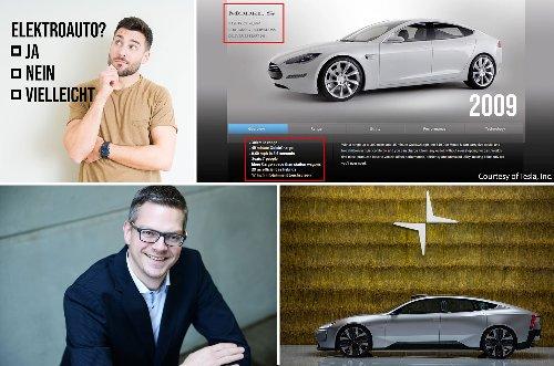Freitag Kompakt: Teslas Model S-Prototyp vs Serienversion, Polestar gewinnt neue Investoren, NewMotions Appell an die Branche, Deloitte mit schlechten Nachrichten zur E-Mobilität - e-engine - Alles rund um E-Mobilität