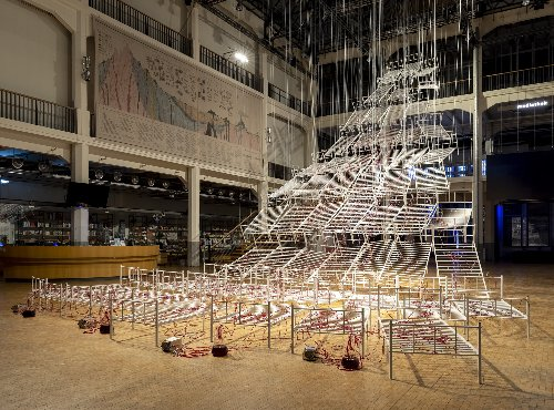 Chiharu Shiota: Connected to Life