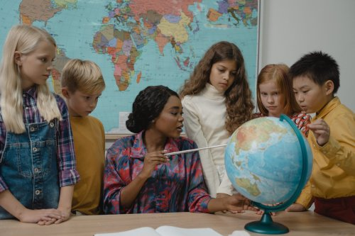 Sustainable tomorrow: It has to start at school | Earth Day