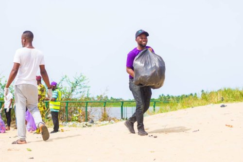 World Cleanup Day inspires action on waste crisis in Sub-Saharan Africa - Earth Day