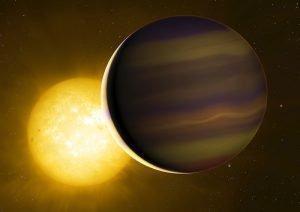 Chemical fingerprint reveals a migrating exoplanet | EarthSky.org