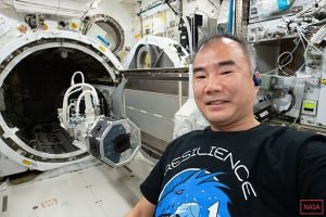 Astronaut Soichi Noguchi sets a new space record | EarthSky.org