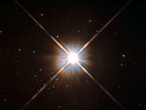 What Proxima's massive flare means for our chances of alien neighbors | EarthSky.org
