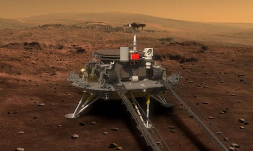 Chinese rover Zhurong to attempt to land on Mars this month