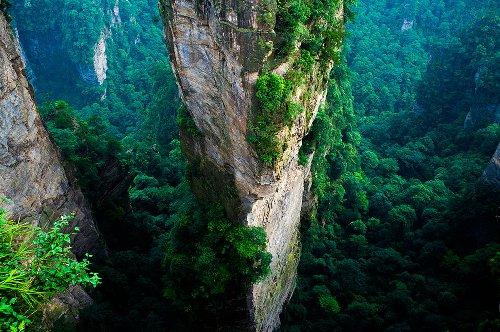 Floating Mountains - China's Hidden Treasure