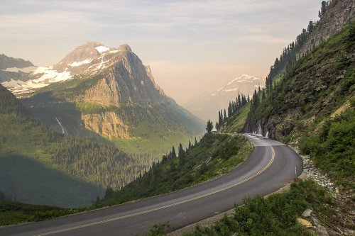 Road trip: 10 most scenic drives in the western U.S.