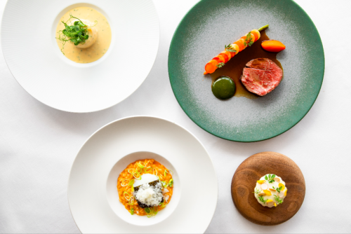 Step Deliciously Back in Time with Galvin at Windows